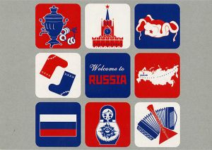 Welcome to Russia.  ― PopCards.ru